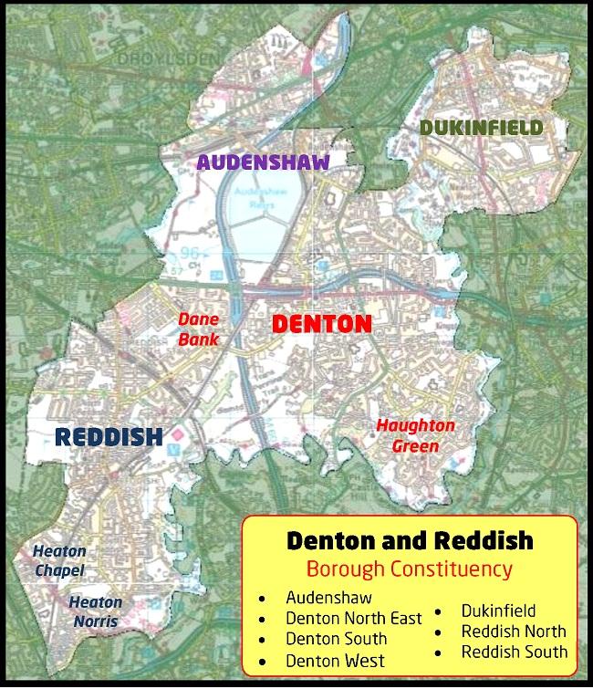 Denton and Reddish