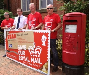 save our royal mail