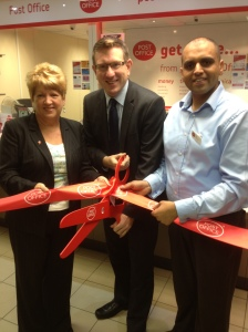 dukinfield post office opening