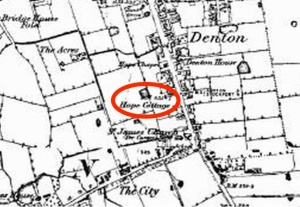 1848 OS Map