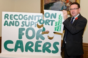 Macmillan 'Do You Care' House of Commons, London 29/10/2013