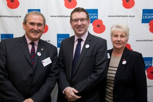 Royal British Legion event