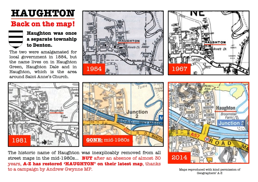 Haughton - Back on Map copy