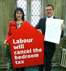 bedroom tax photo