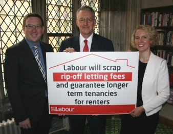 housing policy photo op