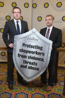 USDAW-Freedom from Fear at House of Commons