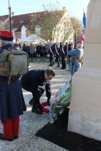 wreath in montigny