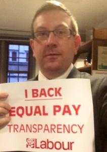 equal pay gwynne