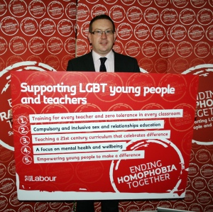 LGBT campaign