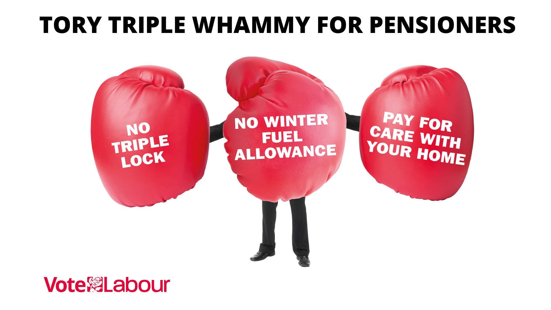 Pension Triple Whammy